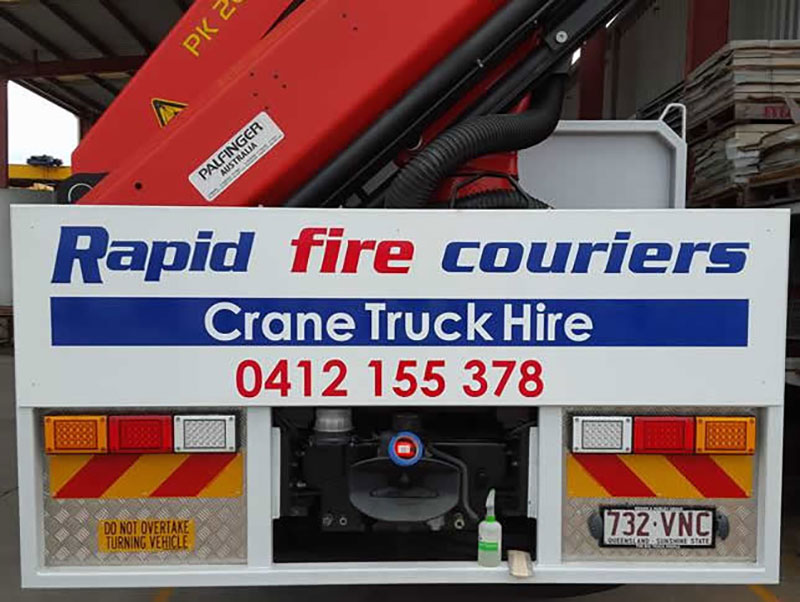 Rapid Fire Couriers