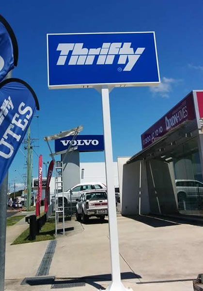 Thriffy Sign